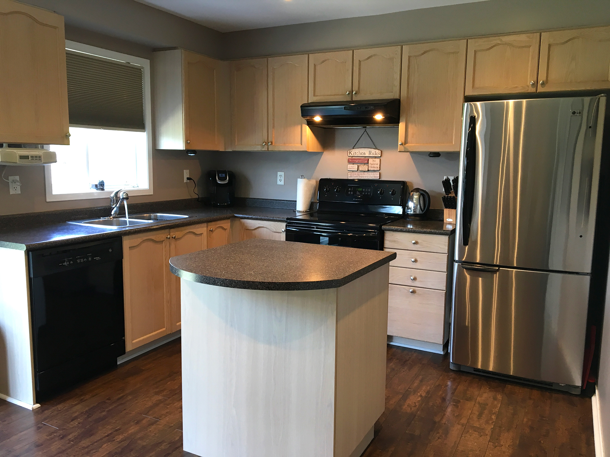Kitchen Island Brantford